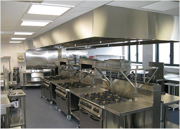 Commercial Kitchen Equipment Repair Essex