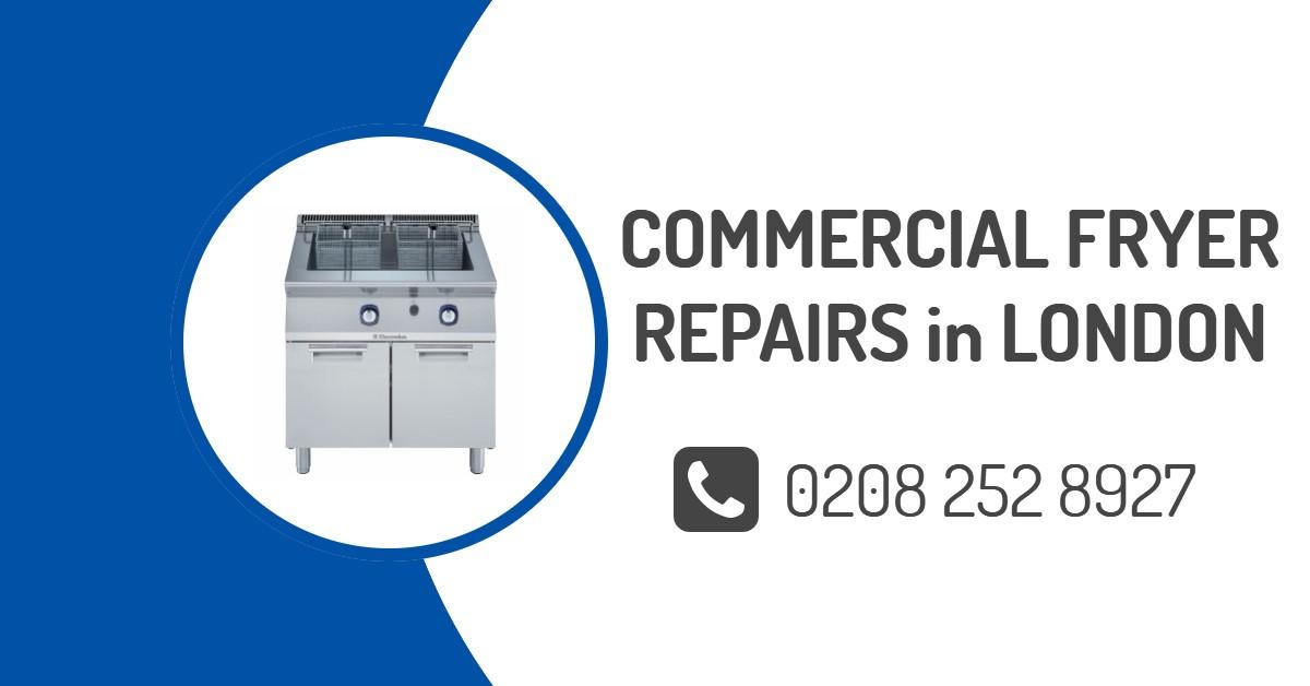 Commercial Deep Fryer Repair London