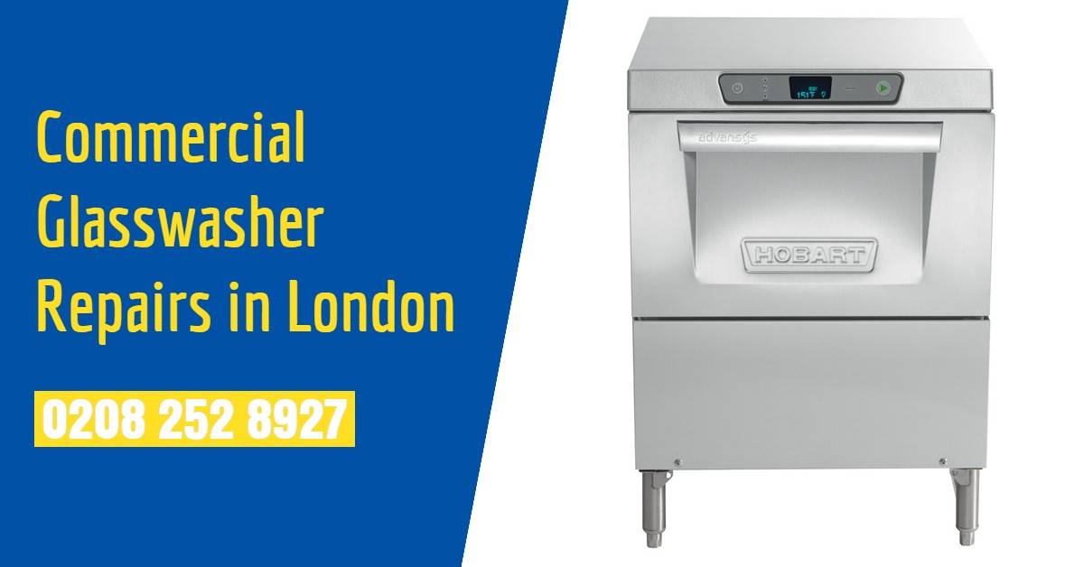 Commercial Glasswasher Repairs London - Pub Glass Washer Repairs