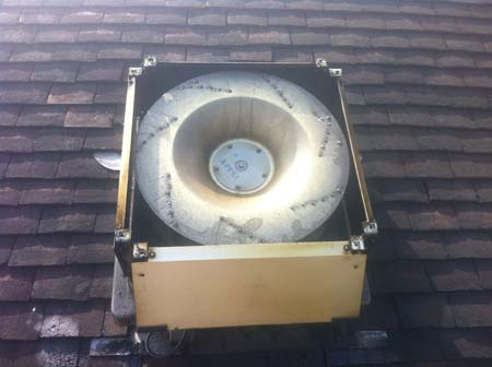 Canopy and Extraction Fans Installation & Repair – Woodford, London