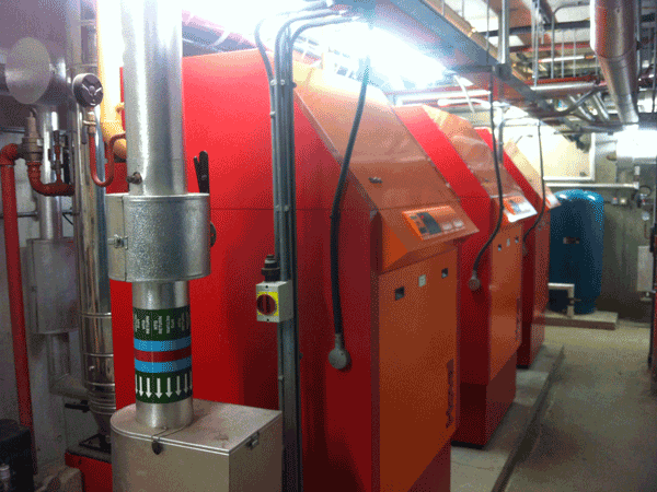 Commercial Boiler Installation & Repair Services in Woodford, London