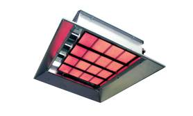 Commercial Radiant Plaque Heaters