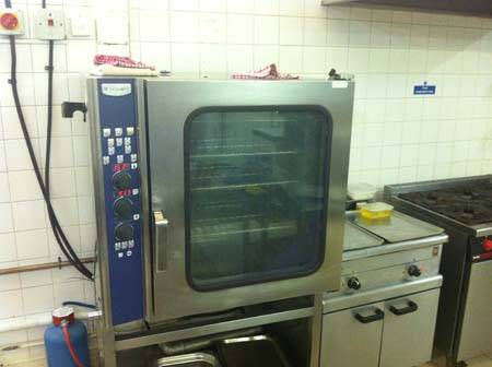 Commercial Gas & Electric Oven Repairs – Woodford, London