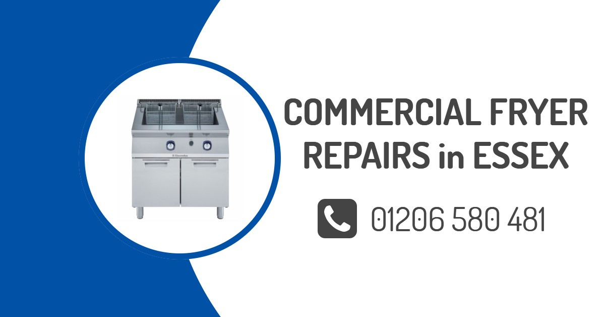 Commercial Deep Fryer Repair Essex - Gas Fryer Repair Near Me