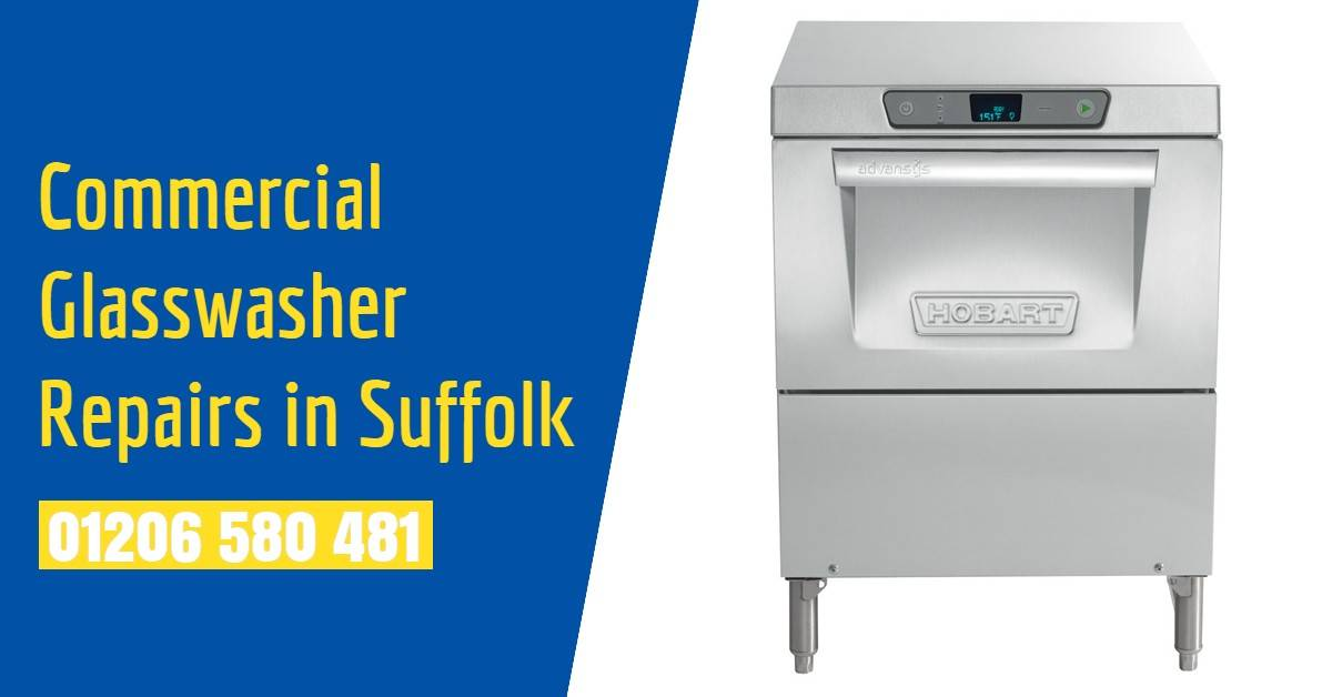 Commercial Glasswasher Repairs Suffolk – Pub Glass Washer Repairs