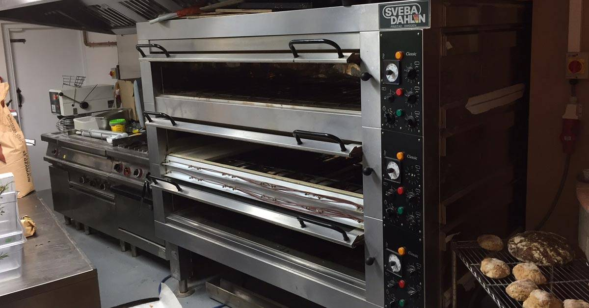 Commercial Oven Installation London