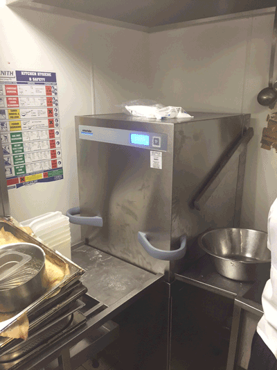 New Commercial Dishwasher Installation - Tower Hill, London (EC3)