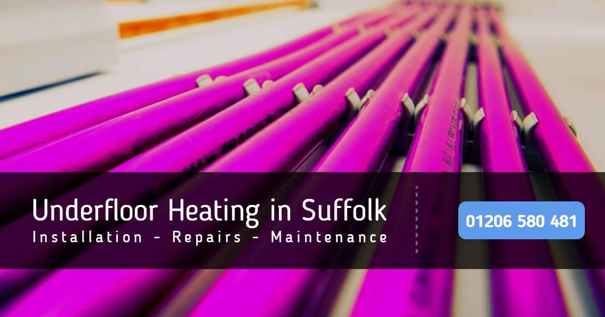 Underfloor Heating in Suffolk