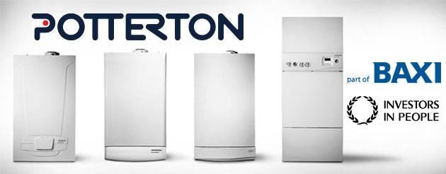 Potterton Boiler Installation, Repair & Service London - Potterton Combi Boilers