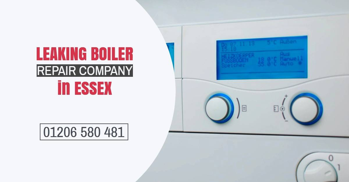 Leaking Boiler Repair Company Essex