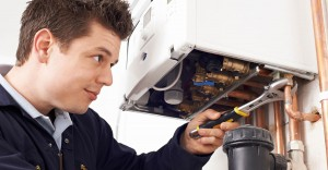 Central Heating Installation Process