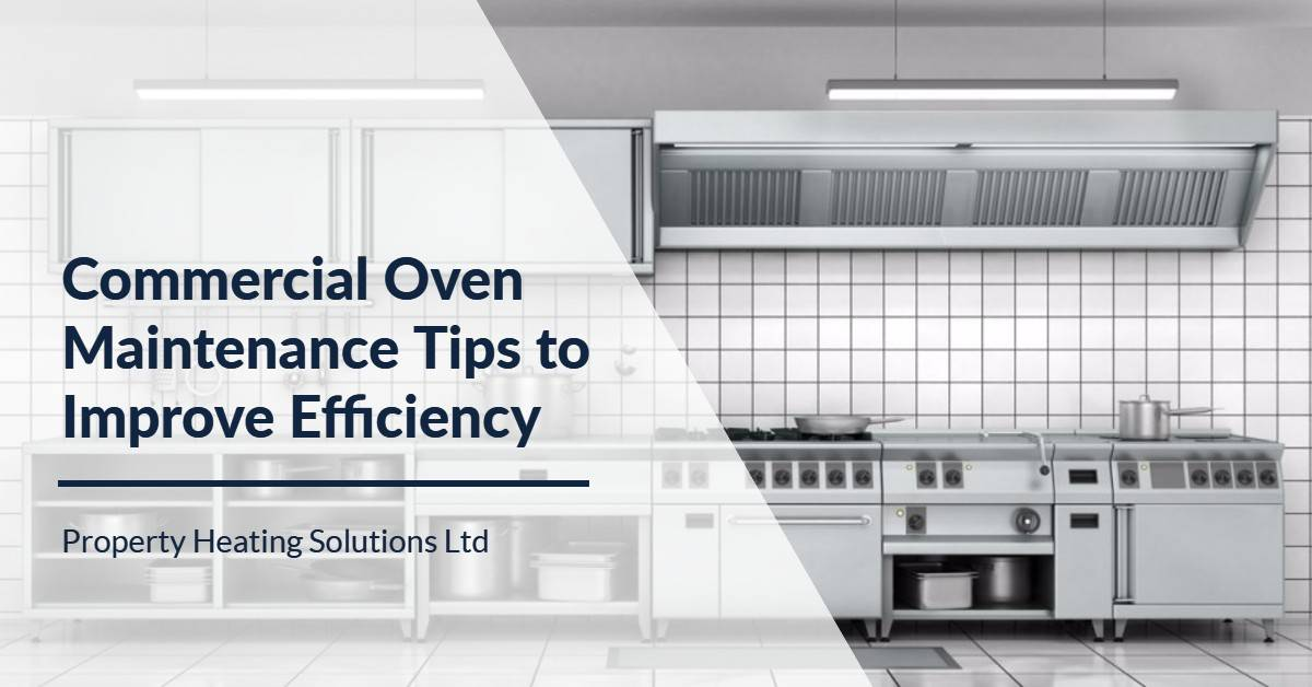Commercial Oven Maintenance Tips to Improve Efficiency