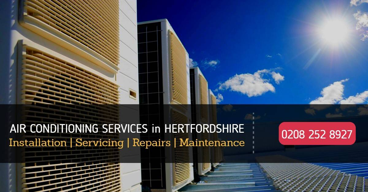 Air Conditioning Services in Hertfordshire - Installation, Repairs & Servicing