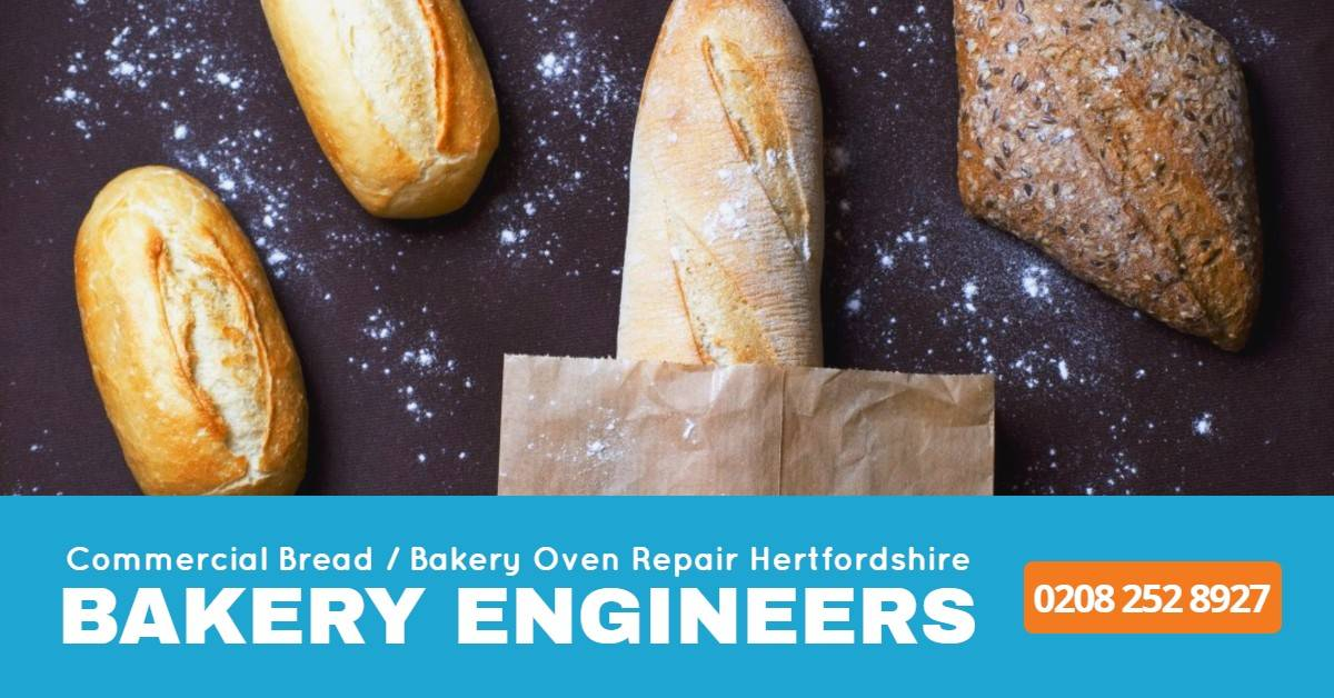 Commercial Bread / Bakery Oven Repair Hertfordshire - Bakery Engineers