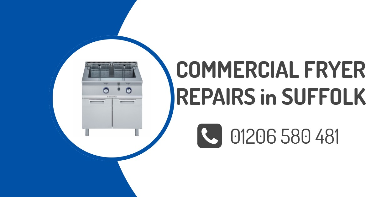 Commercial Deep Fryer Repair Suffolk - Gas Fryer Repair Near Me