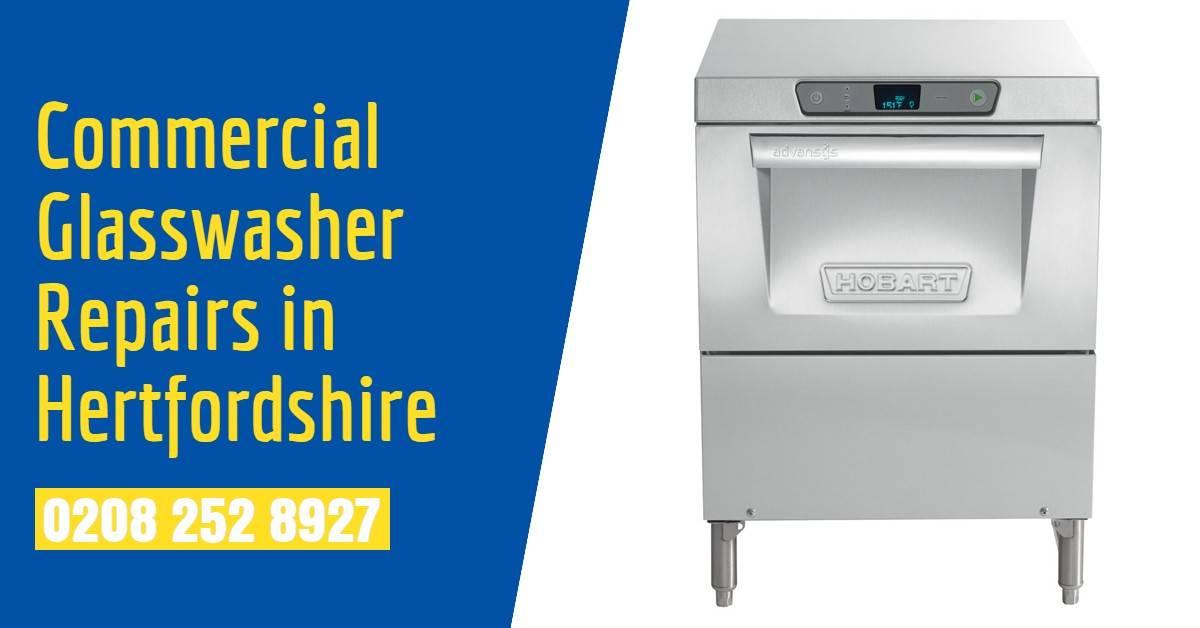 Commercial Glasswasher Repairs Hertfordshire - Pub Glass Washer Repairs