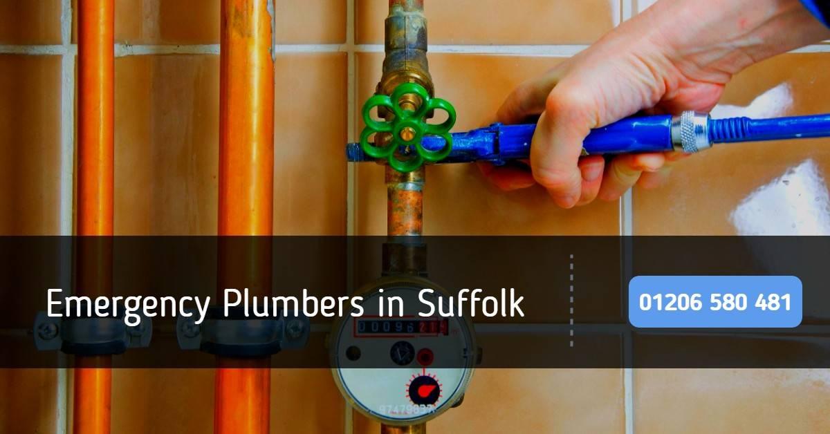 Emergency Plumber Suffolk