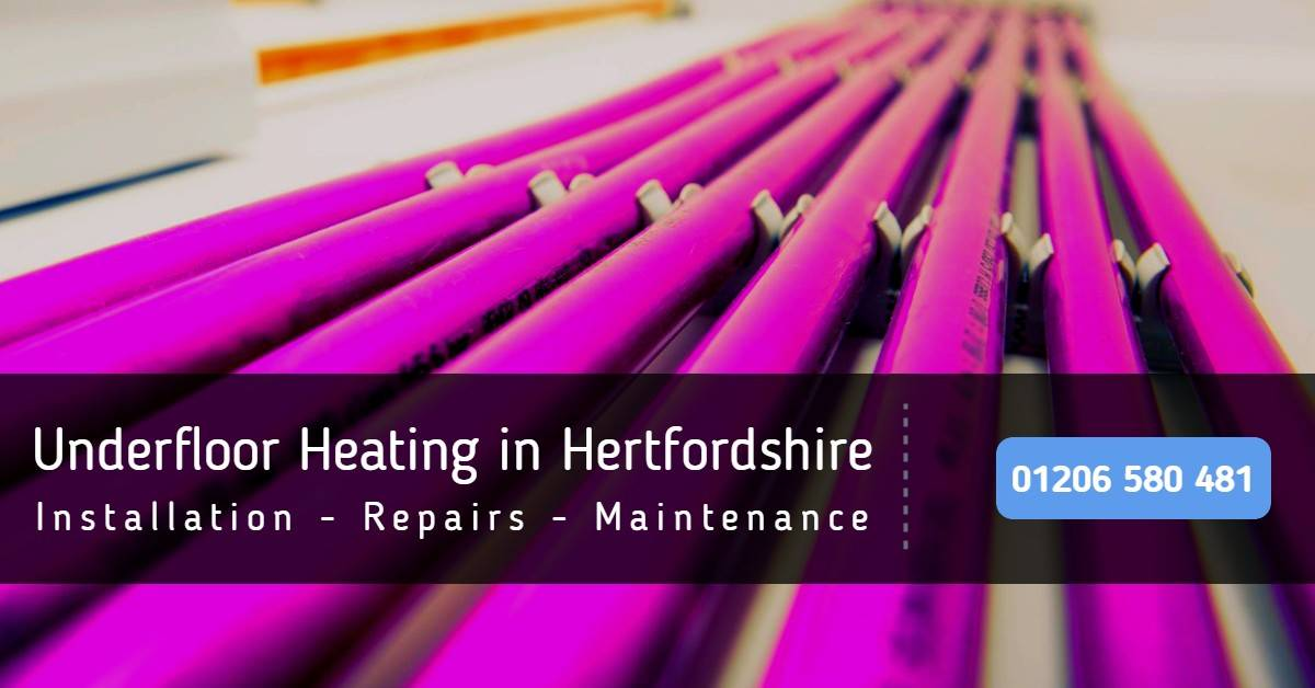 Underfloor Heating Company Hertfordshire