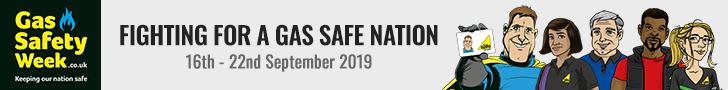 Gas Safety Week 2019