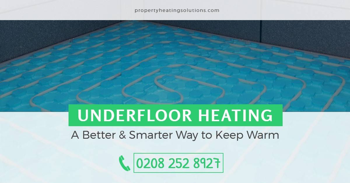 Best Underfloor Heating: A Better & Smarter Way to Keep Warm