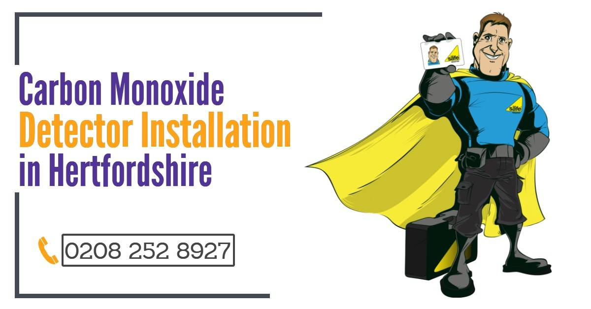 Carbon Monoxide Detector Installation Hertfordshire