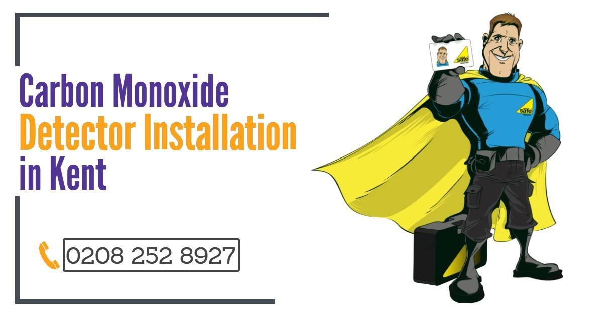 Carbon Monoxide Detector Installation Kent