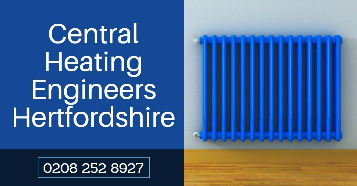Emergency Central Heating Engineers Hertfordshire – Heating Not Working