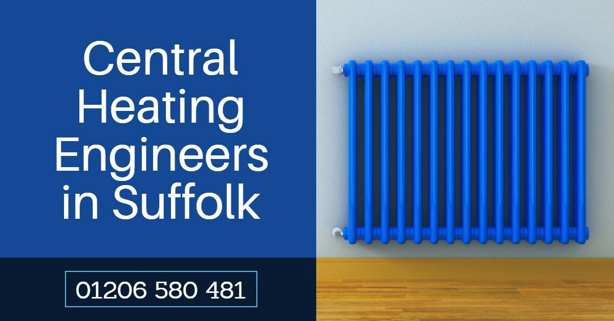 Emergency Central Heating Engineers Suffolk - Heating Not Working