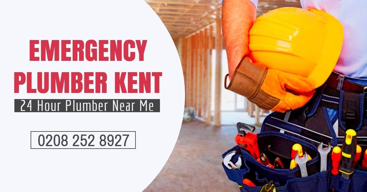 Emergency Plumber Kent