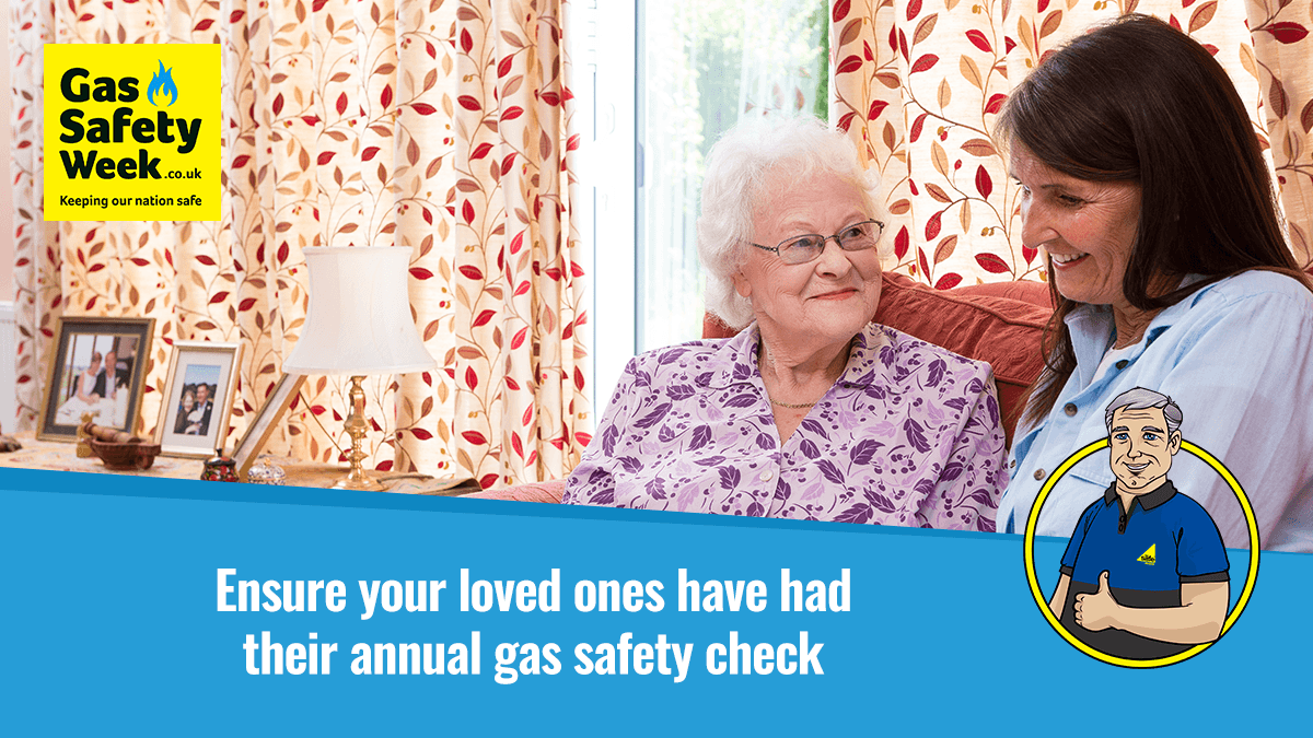 Gas Safety Guidelines for Carers