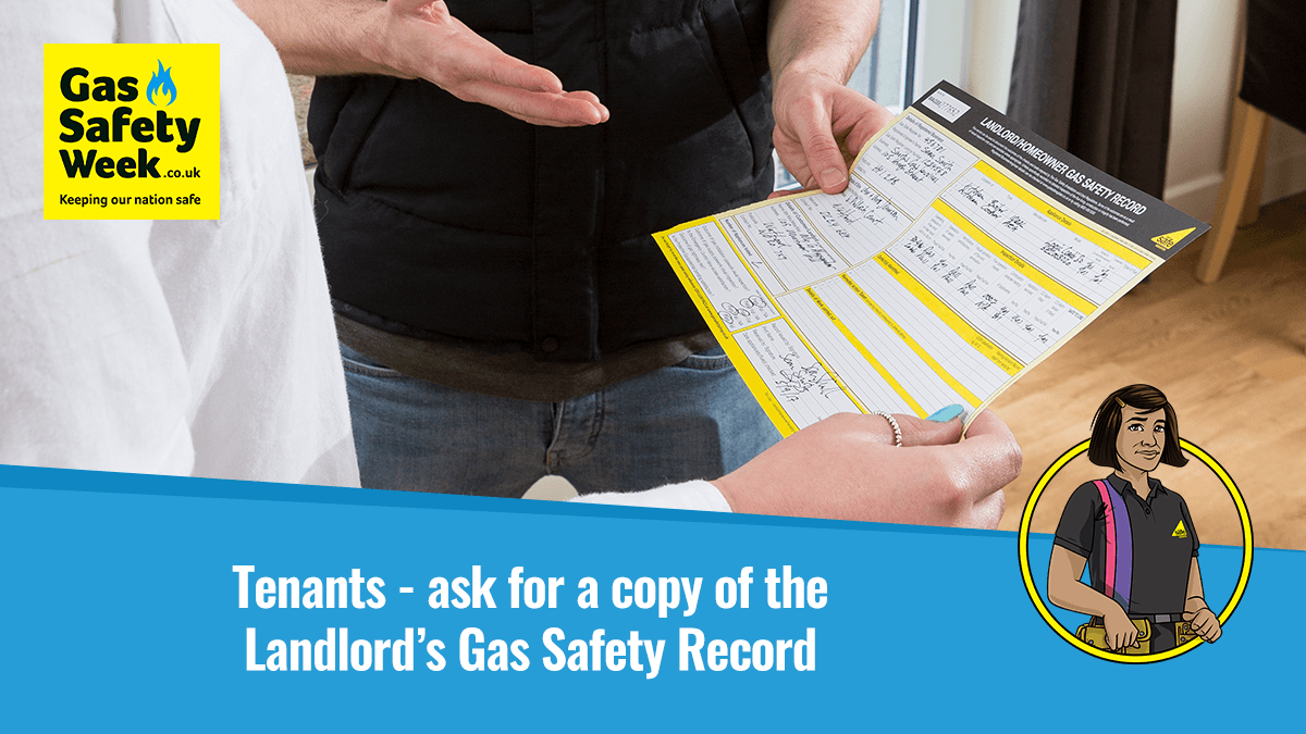 Gas Safety Guidelines for Tenants