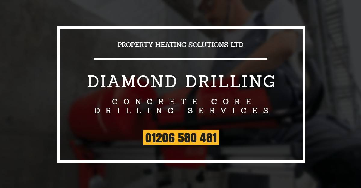 Diamond Drilling Company Suffolk - Concrete Core Drilling Cutting