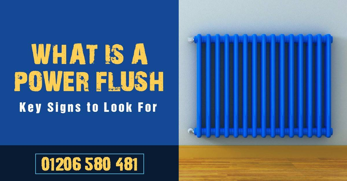 What is a Power Flush