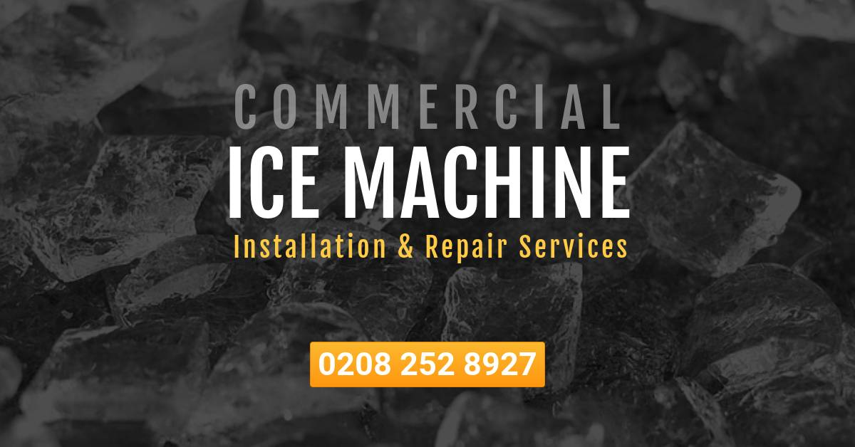 Commercial Ice Machine Repair London