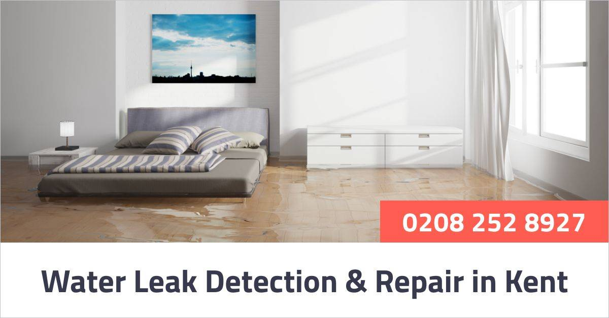 Emergency Water Leak Repair Kent - Water Leak Detection