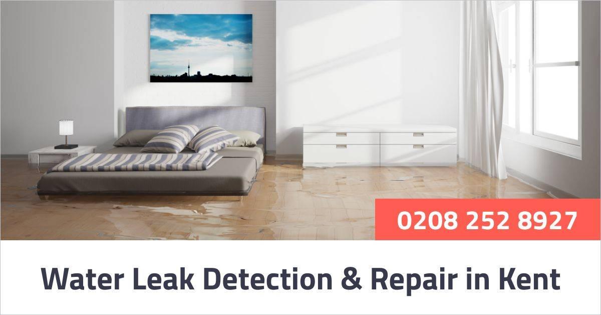 Emergency Water Leak Repair Kent - Water Leak Detection