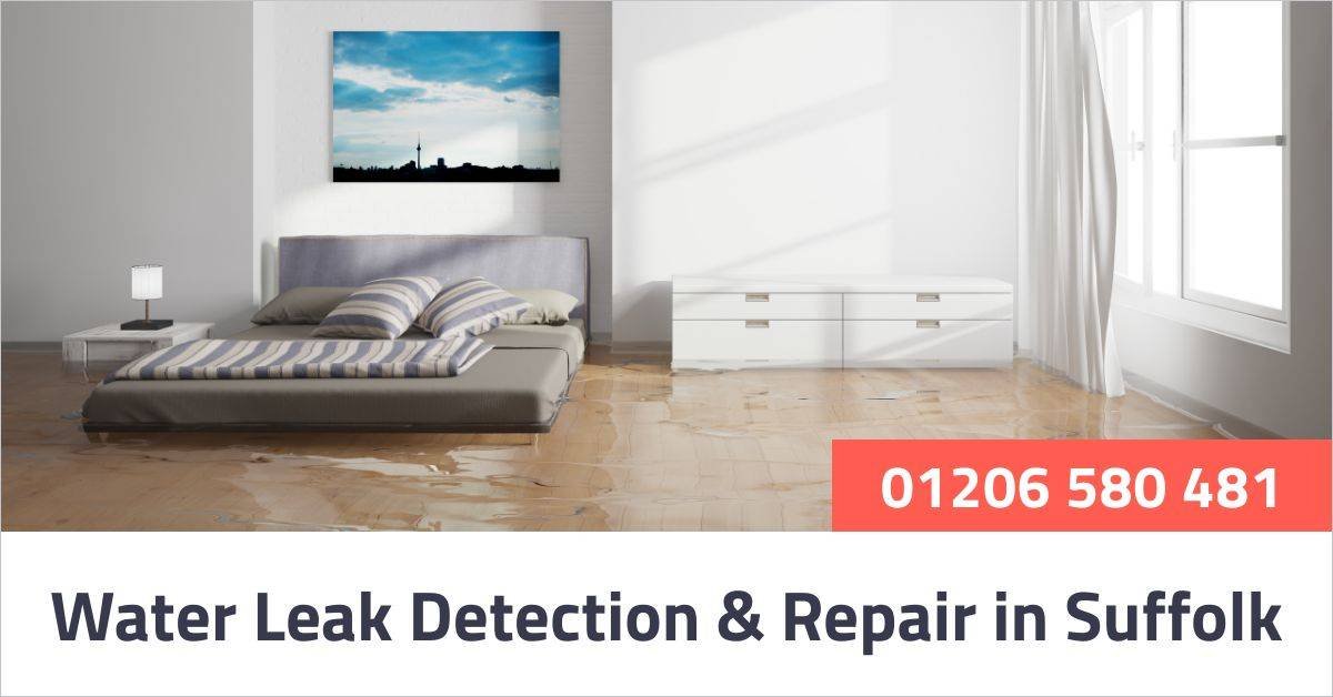 Plumbing Leak Detection & Repair Suffolk - Underground Leak Detection