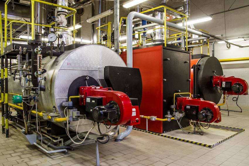 Commercial Hot Water Boilers & Cylinders London