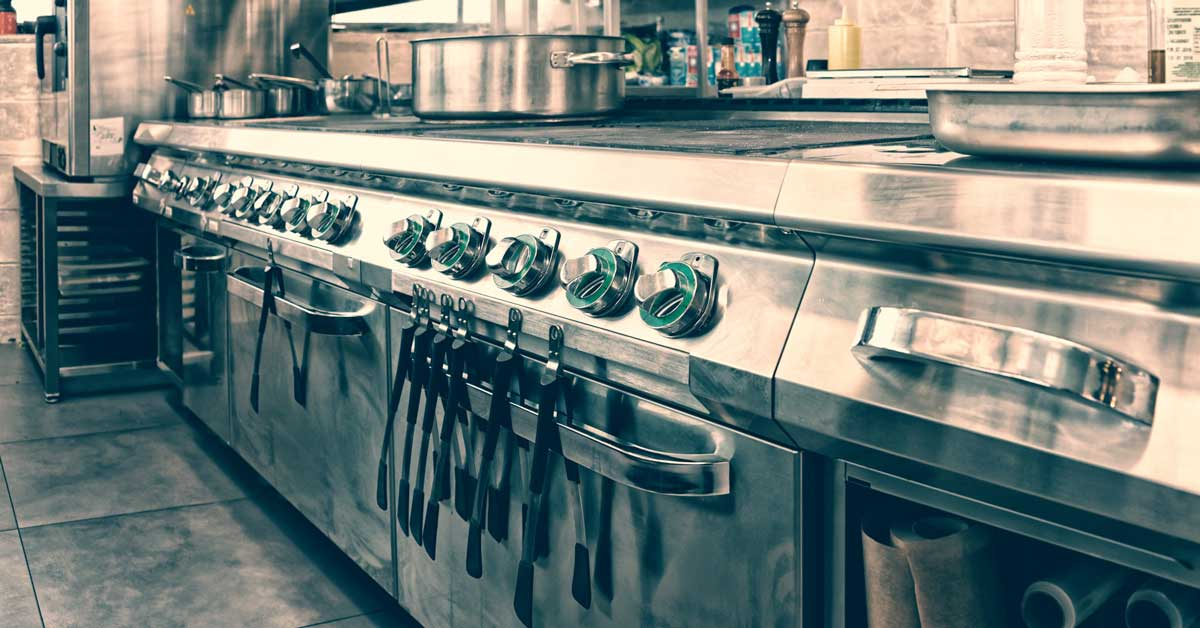 Commercial Oven Repair Kent - Electric & Gas Oven Repairs
