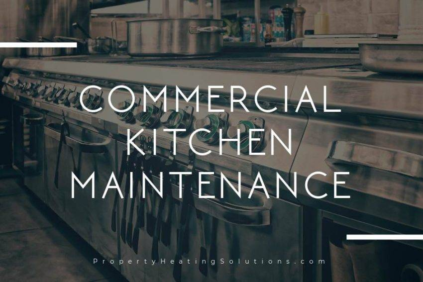 Commercial Kitchen Maintenance London