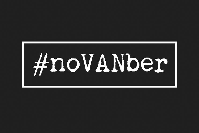 #noVANber Campaign: How You Can Help Stop Van Crime & Tool Theft