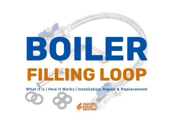 Boiler Filling Loop: Installation, Repair & Replacement