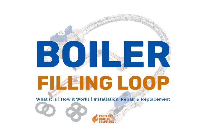 Boiler Filling Loop: Installation, Repair & Replacement
