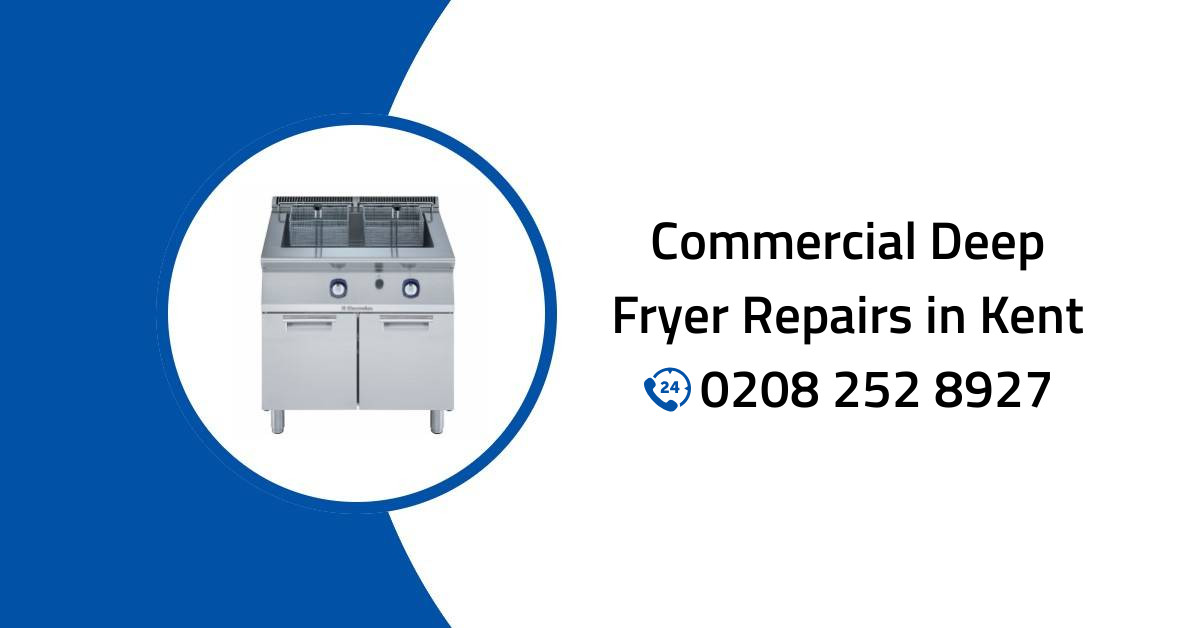 Commercial Deep Fryer Repair in Kent - Electric & Gas Fryers