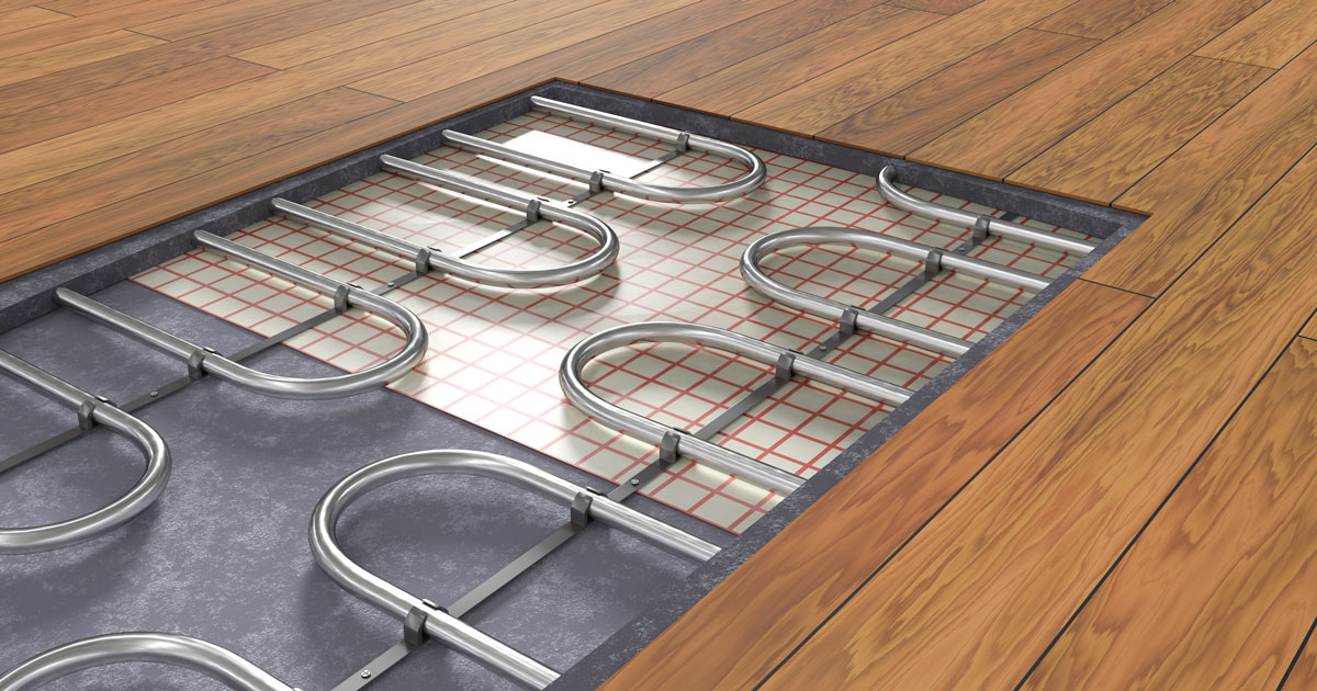 Underfloor Heating Cost
