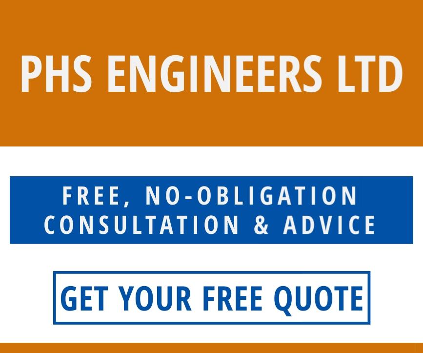 Contact PHS Engineers Ltd