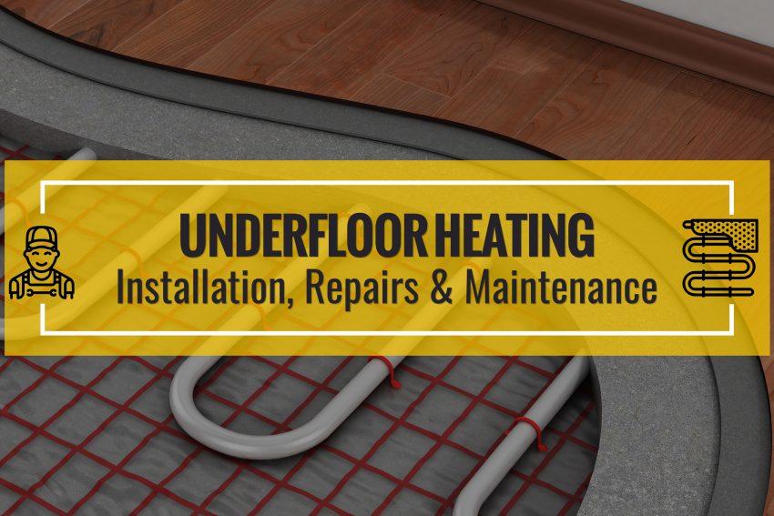 Underfloor Heating Company | PHS Engineers Ltd