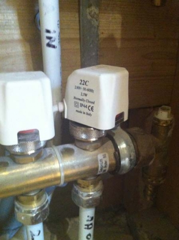 Heating Pumps Valves Controls